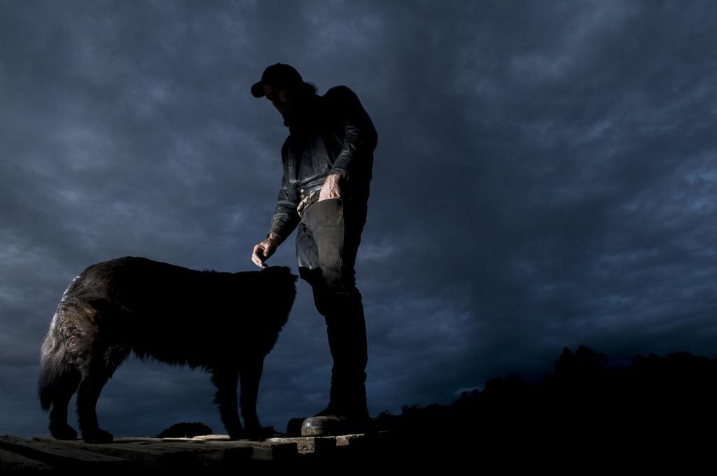Black Dog, Vic. 2008